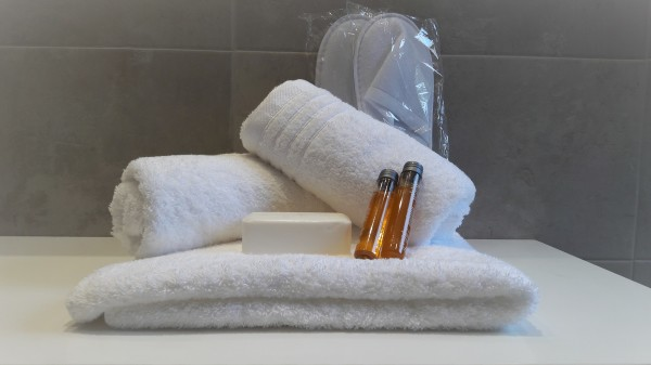 Bathroom towels- amenities